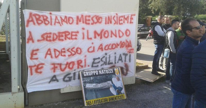 Cementir: sindacati, stato agitazione contro 260 licenziamenti (2)