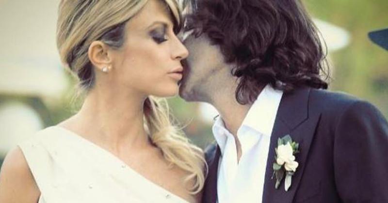 Maddalena Corvaglia e Stef Burns, fine di un amore